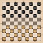 Игра в шашки - международные