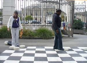 Виды шашечной игры