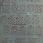 Задания из различных шашечных жанров