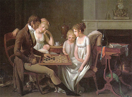 Как сделать игру в шашки интересной для детей