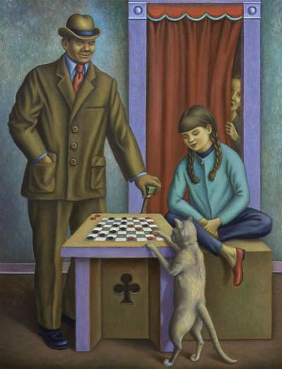 Увлекательные сюжеты шашек